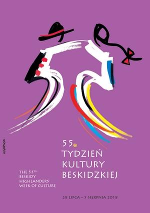 Folder 55.Tygodnia Kultury Beskidzkiej.