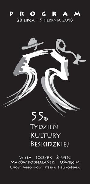 Program koncertów 55.Tygodnia Kultury Beskidzkiej.