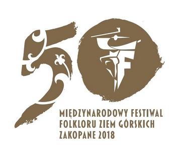 50. Międzynarodowy Festiwal Folkloru Ziem Górskich w Zakopanem - Partner 55. Tygodnia Kultury Beskidzkiej